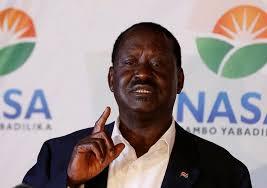 "Kenya Govt Proscribes Odinga's Political Party ***Declares It ""Organized Criminal Group"""