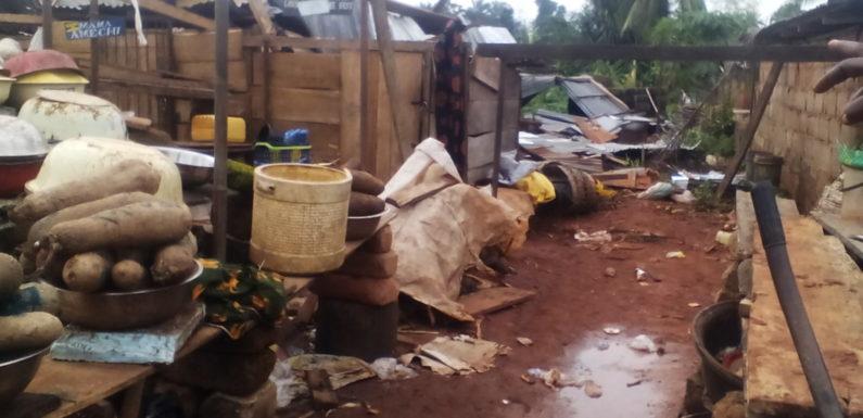 Breaking News: Rains, Windstorm Devastate Alifekede Community In Delta —Indegenes Cry Out To FG For Urgent Assistance