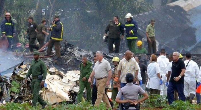 Plane Crash: 107 Persons Confirmed Dead