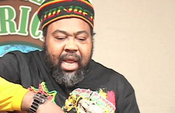 Legendary Nigerian Reggae Star, Ras Kimono Is Dead
