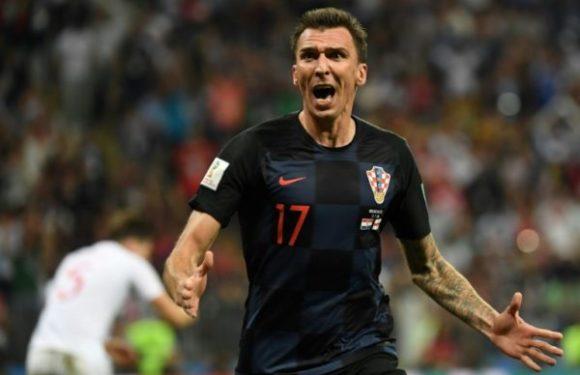 World Cup Final: Croatia Face France …As Mandzukic Breaks England hearts