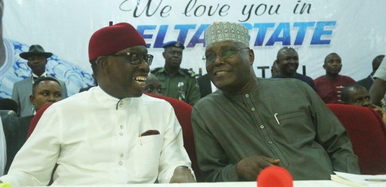 What Gov Okowa And Bashorun Askia Said About Atiku Abubakar's Presidential Bid Will Interest You