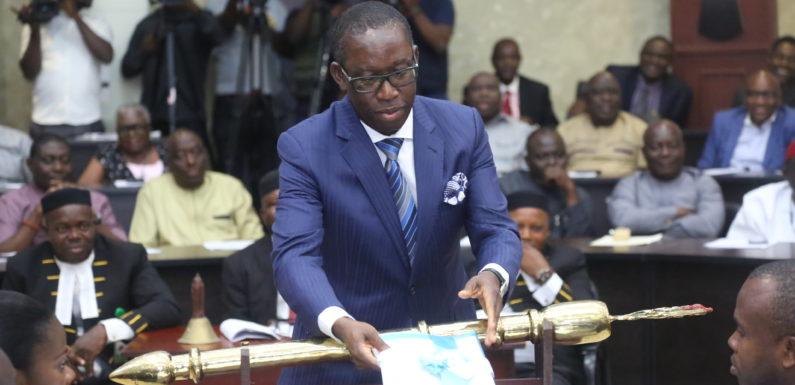 Gov. Okowa Presents N367, 09 Bn Budget Proposal For 2019 Fiscal Year