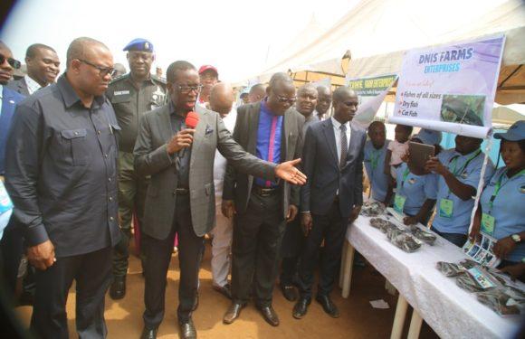 Atiku Abubakar Wants FG To Learn From Delta Wealth Creation Programmes