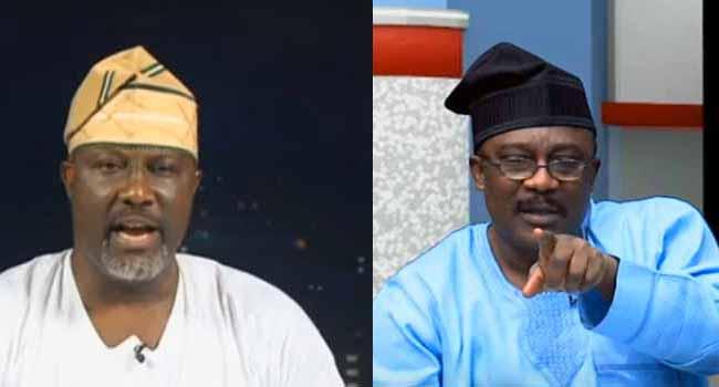 Dino Melaye Defeats Ex-NUJ President Adeyemi in Kogi Senate Poll