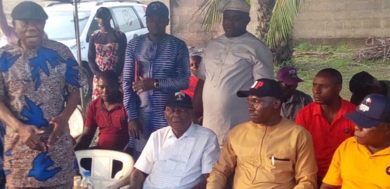 PDP VICTORY IS SURE – PROF. EKOKO