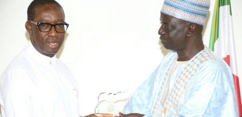 Gov. Okowa Wants FG To Implement NIPSS Reports For States, LGs Development