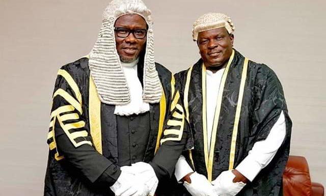 7th Delta Assembly: Gov. Okowa, Bashorun Askia Hail Speaker Oborevwori, Deputy Ochor, Other Lawmakers