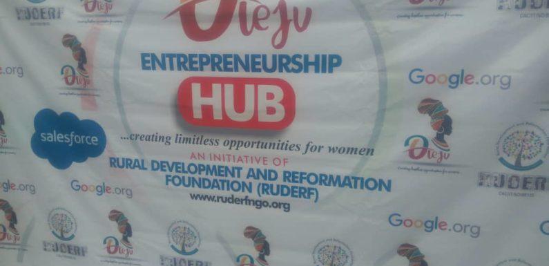 Oleju Entrepreneurship Hub (NGO) Commissioned In Sapele