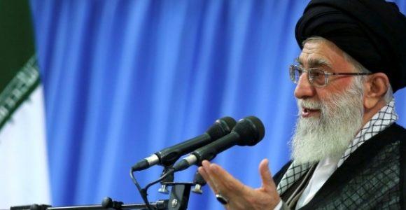 "Trump Imposes ""Hard-Hitting Sanctions"" On Iran's Supreme Leader"