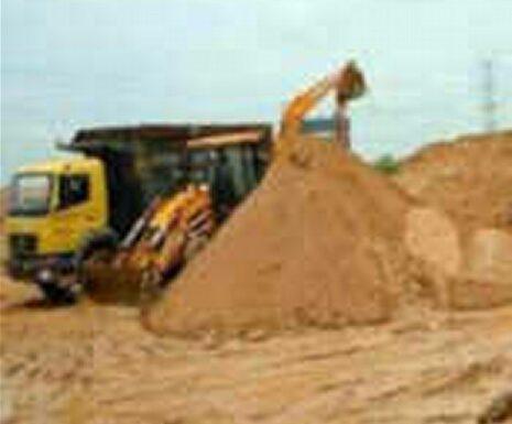 Dredging Biz Feud: River Niger Sand Dealers Absolve Police Of Complicity