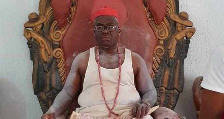 Ogwashi-Ukwu Royal Family Insist Obi Ifechukwude Okonjo Was Legitimately Installed