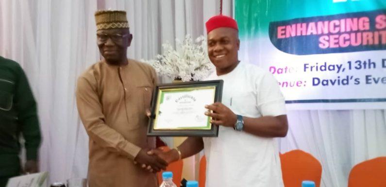 2019 Delta NUJ Press Week: Comrade Biose Bags Peace Award