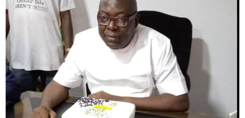 Ofou Revealed: As Veteran Journalist Receives Encomiums On Birthday