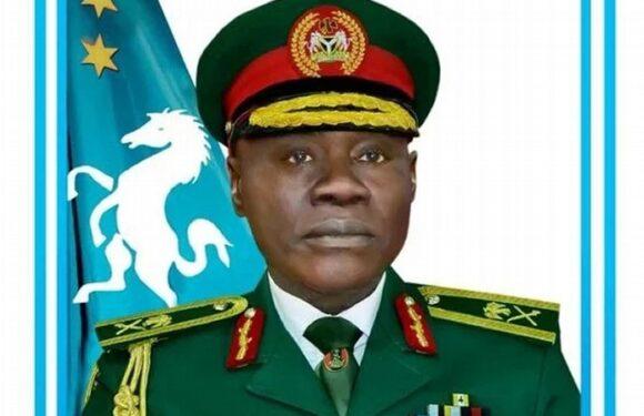 Profile of Buhari's New Chief of Army Staff, Maj. Gen Yahaya